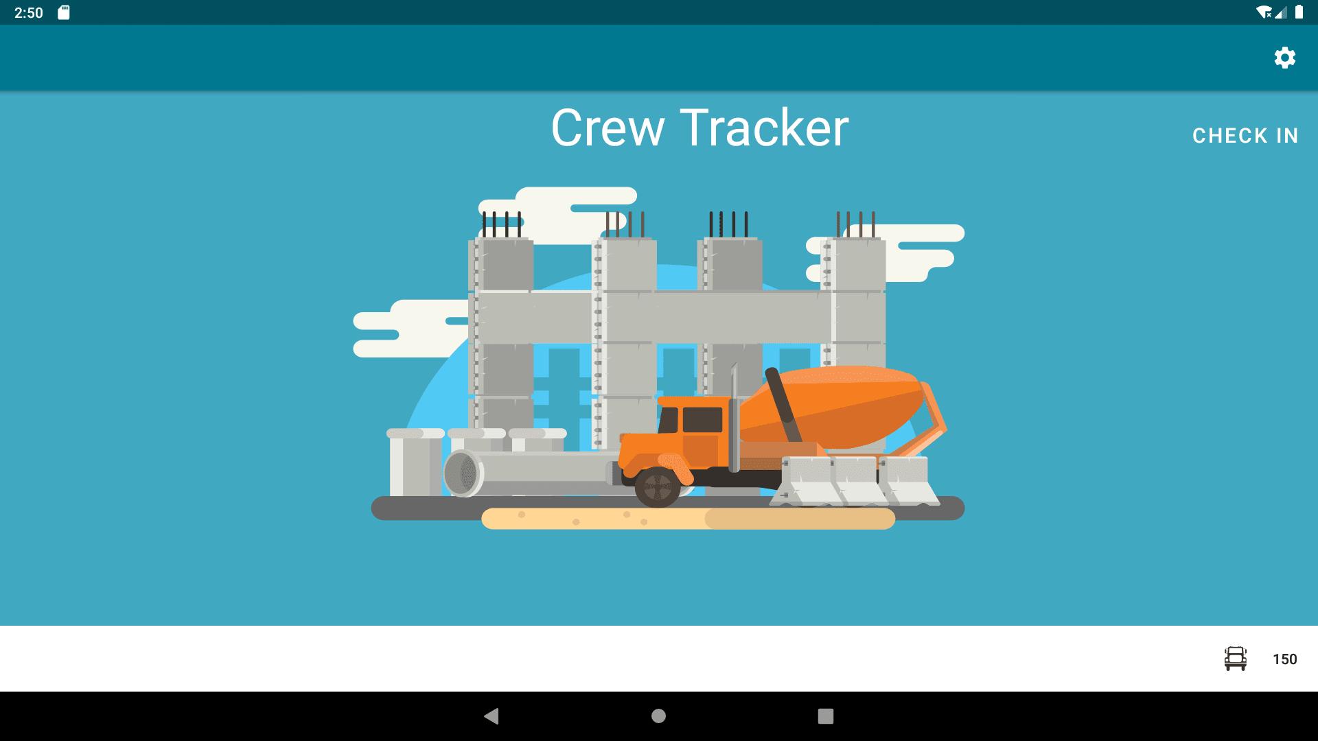 Crew Tracker
